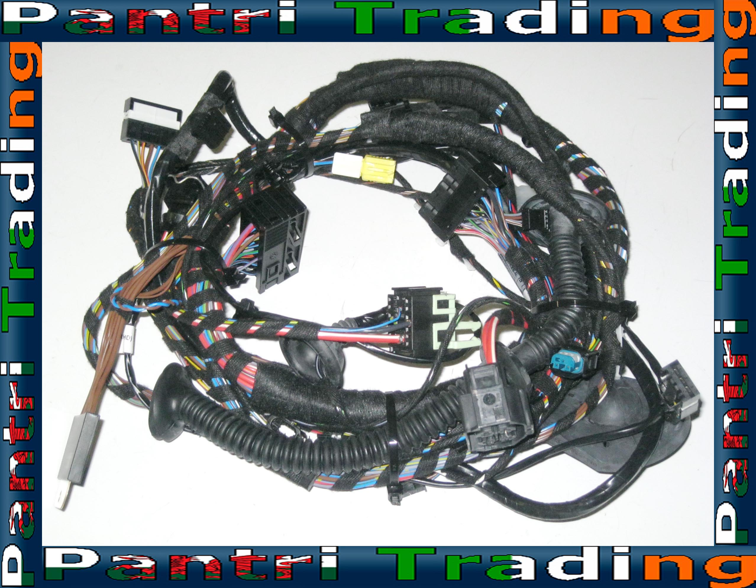 Bmw E46 Wiring Harness Diagrams E36 Engine 2 4 Dr Rear Repair Loom 8387183